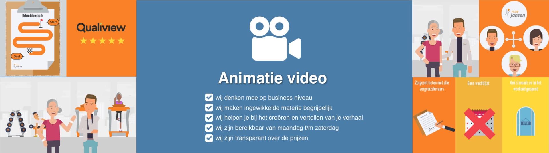 Animatie video voor je praktijk