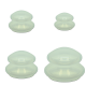 Siliconen cupping set 4 stuks