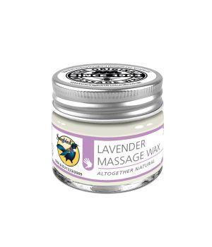 Lavender Massage Wax 20 gr