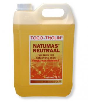 Toco-Tholin Natumas Neutraal olie 5 ltr