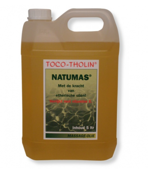 Toco-Tholin Natumas olie 5 ltr